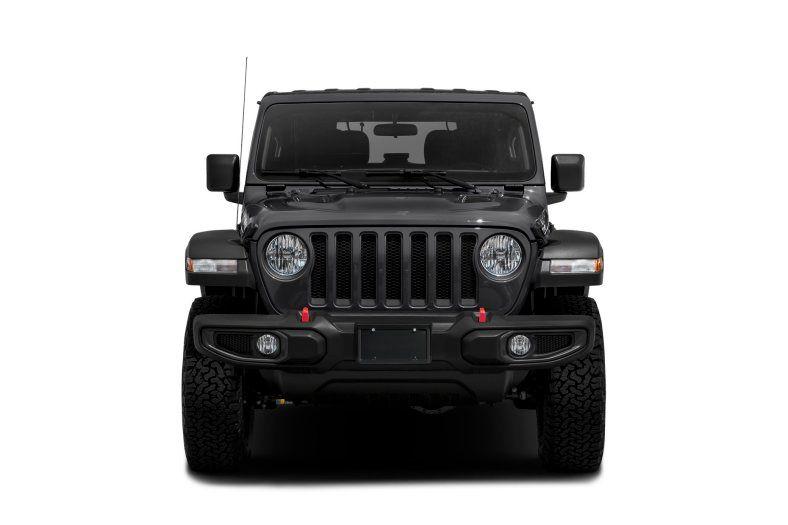 Jeep Wrangler Rubicon 2Dr 2020