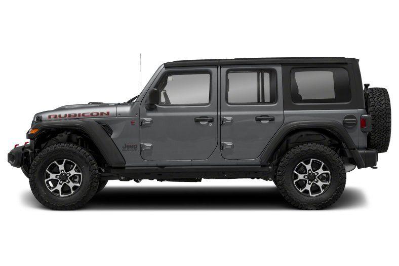 Jeep Wrangler Rubicon 4Dr 2020