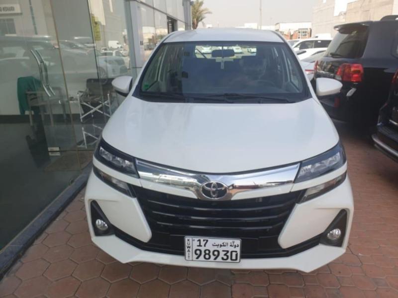 Toyota Avanza 2020
