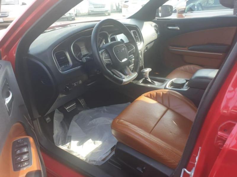 Dodge Charger SRT8 2015