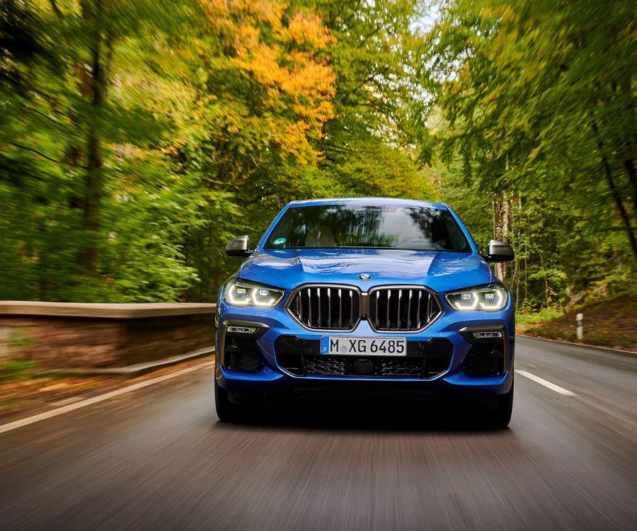 BMW X6 M50i 2021