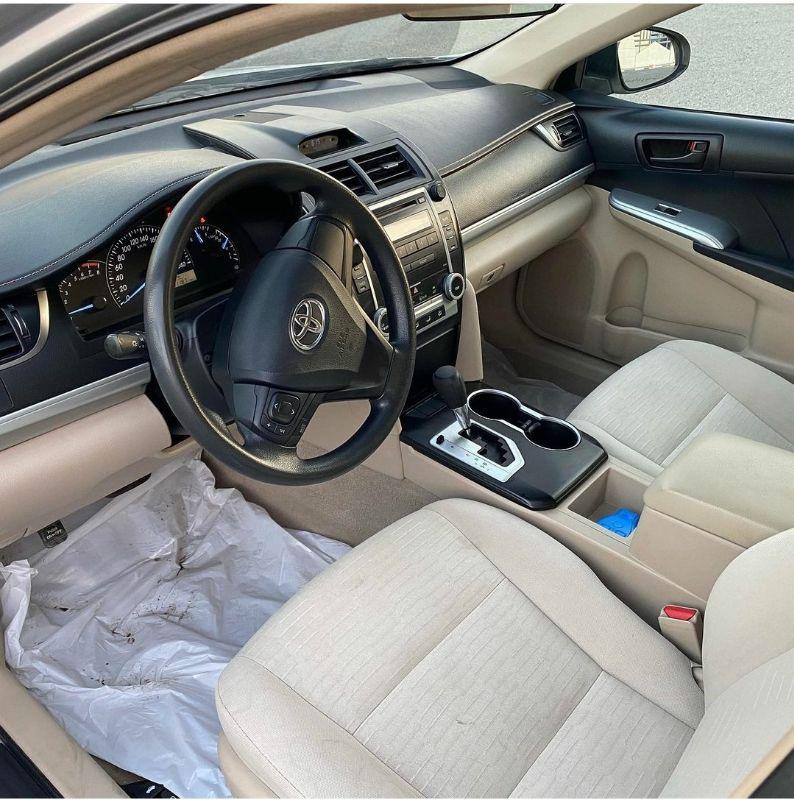 Toyota Camry GL 2017