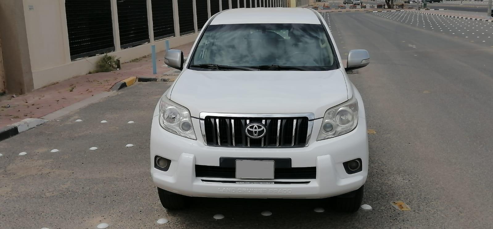 Toyota Prado TX 2011