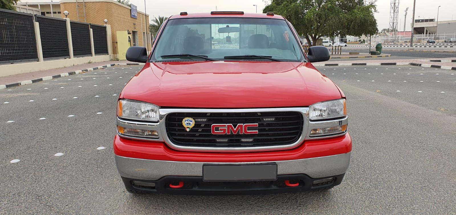 GMC SIERRA 1500 2000