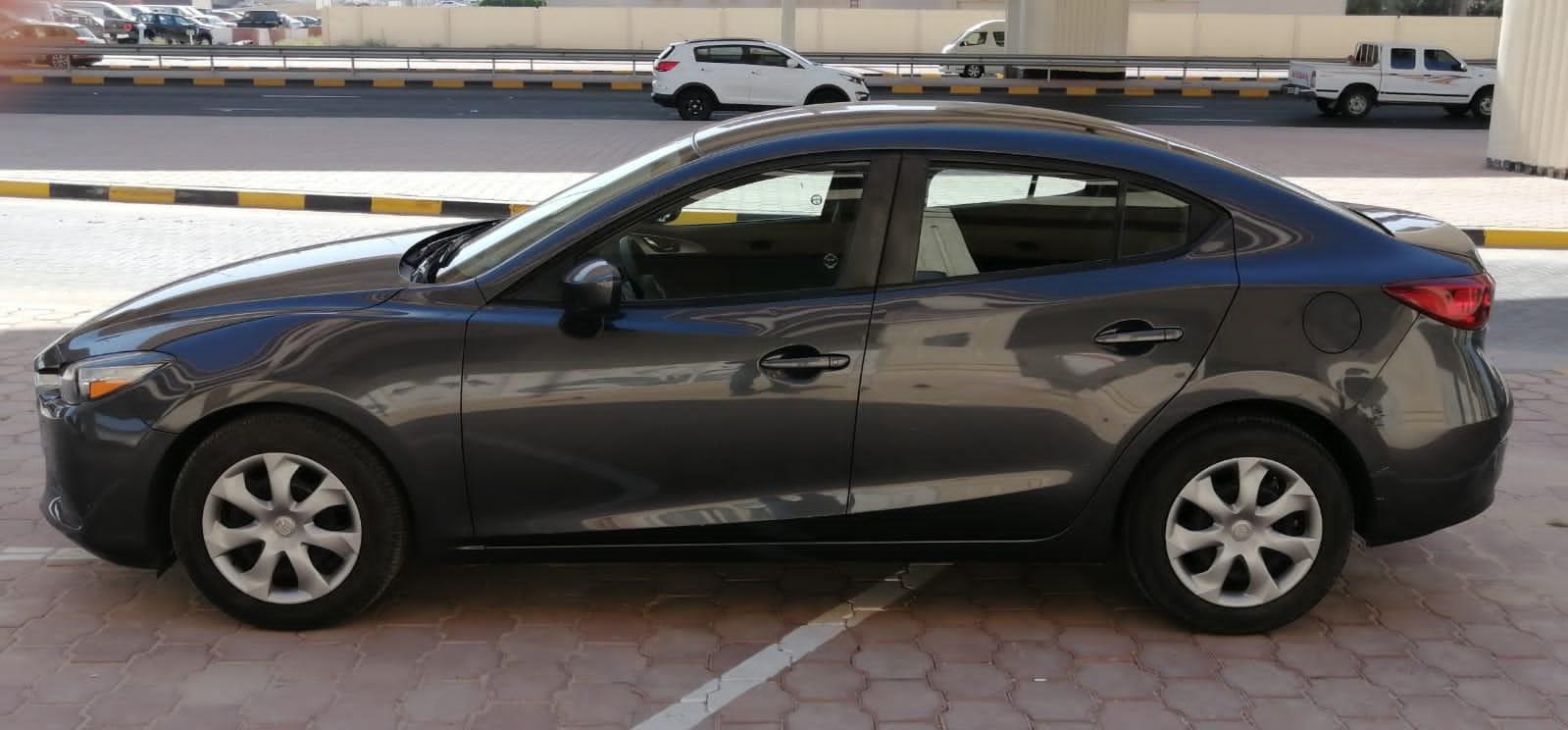 Mazda M3 2017