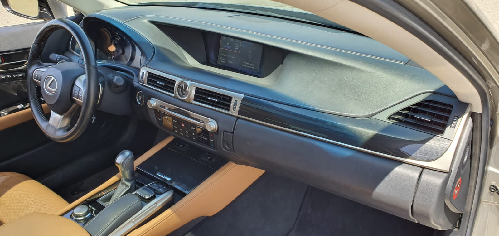 Lexus GS 200 2017