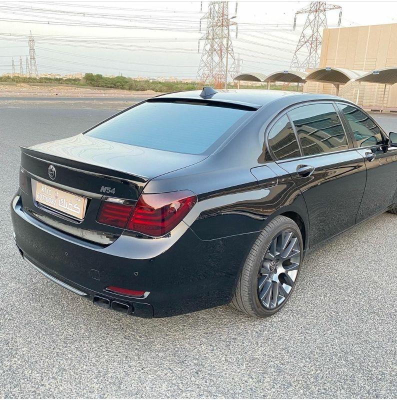 BMW 740Li 2010