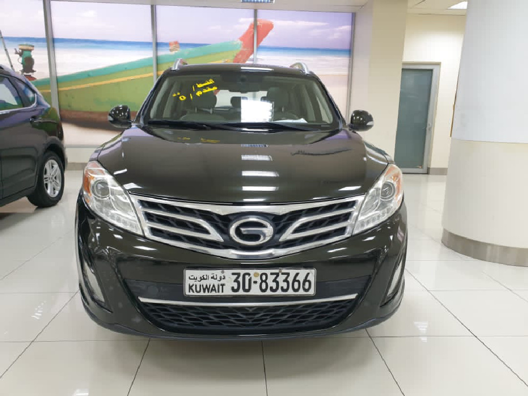 GAC GS5 2015