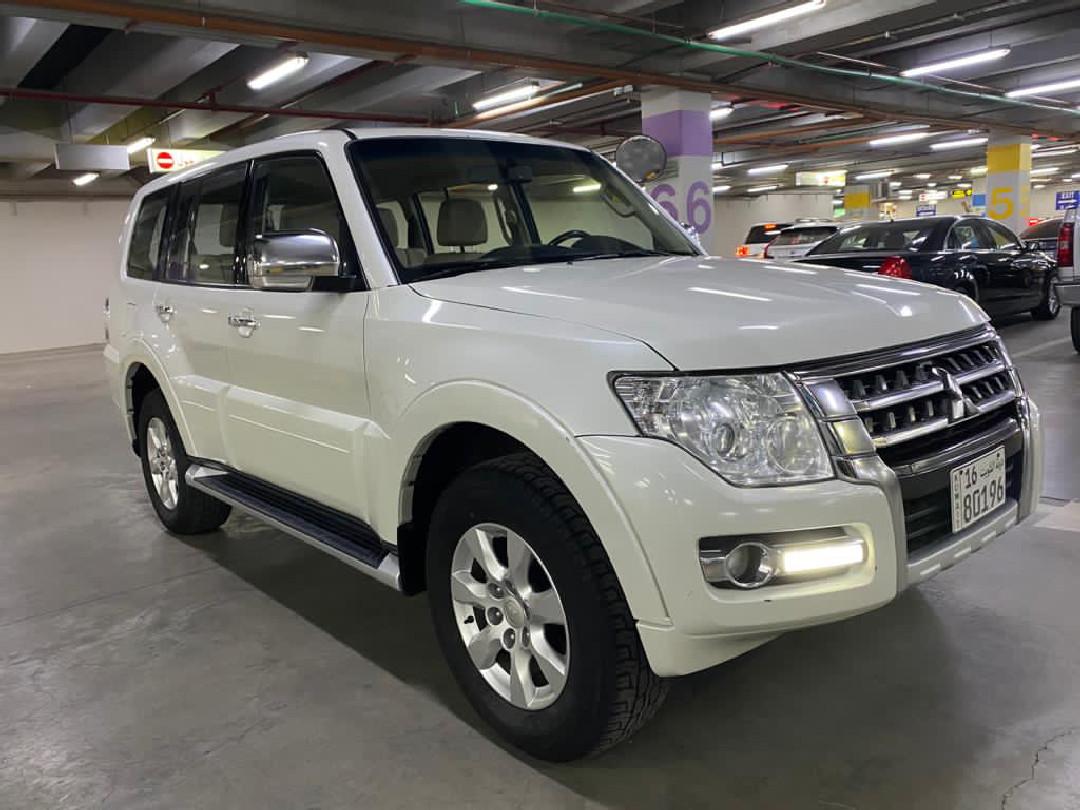 Mitsubishi Pajero 2018