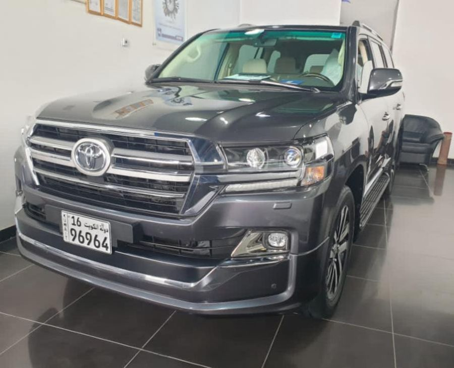 Toyota Land Cruiser GXR Grand Touring 2019