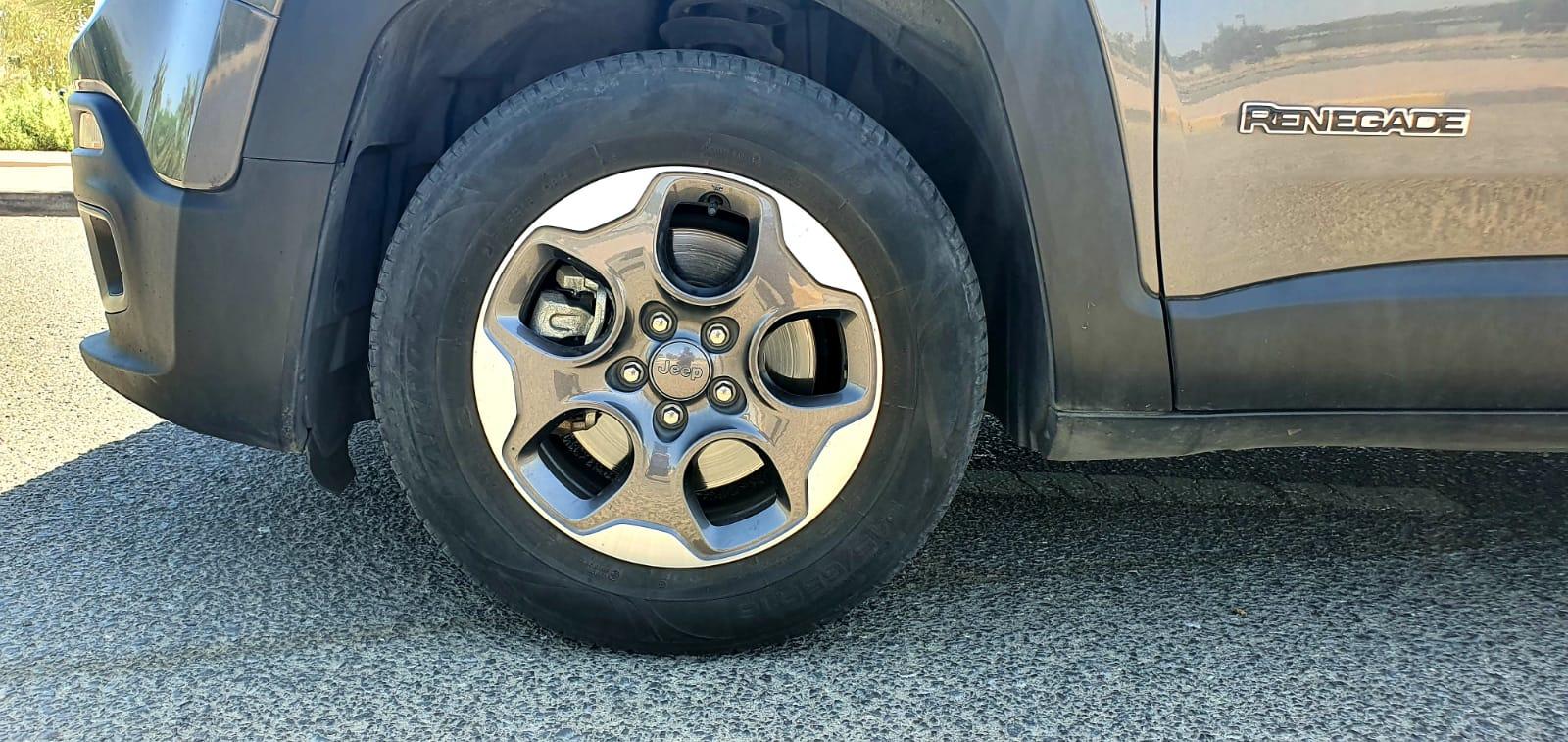 Jeep Renegade Longitude 2017