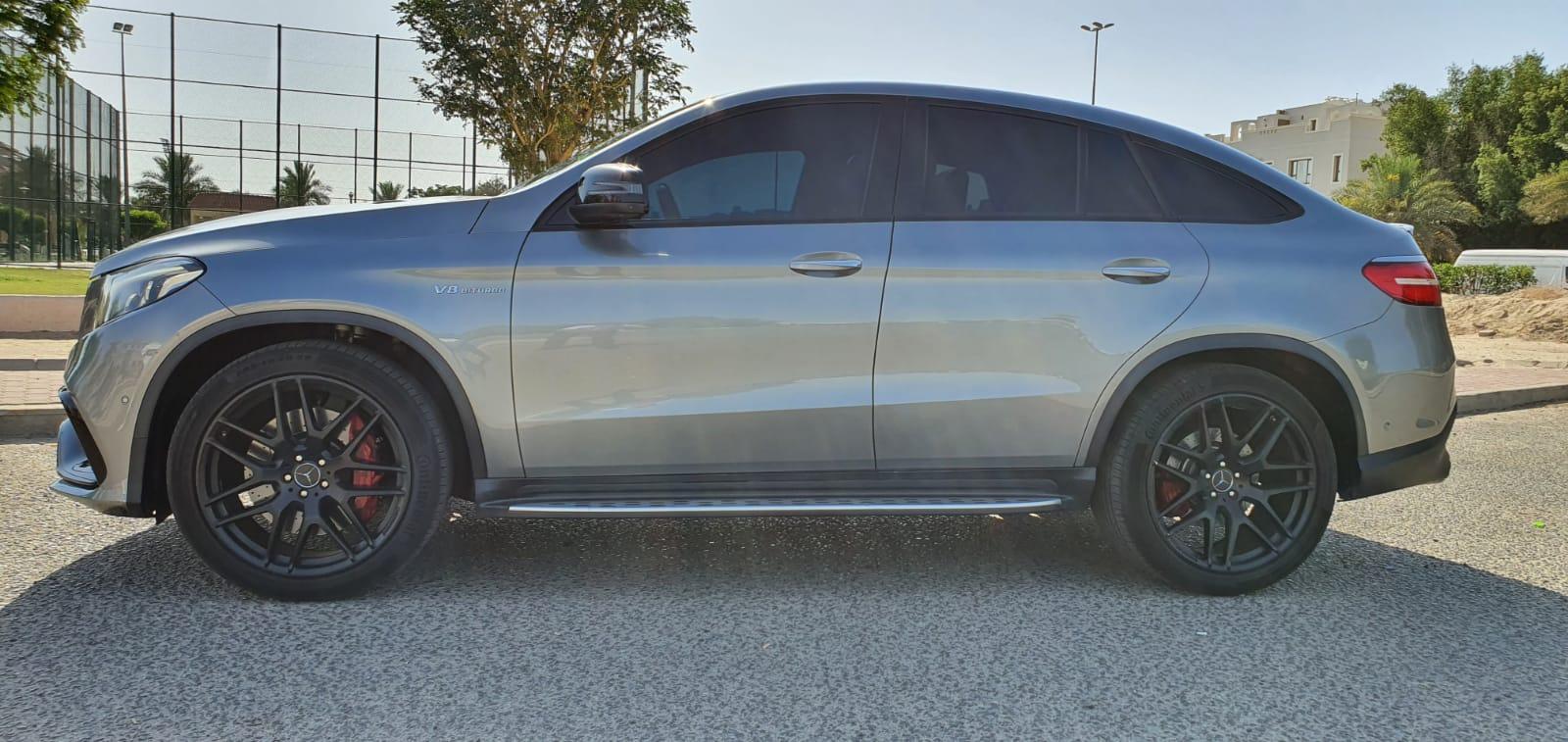 Mercedes-Benz GLE 63 AMG S 2016