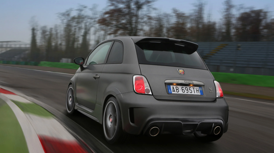 Fiat Abarth 695 Anniversario 2021