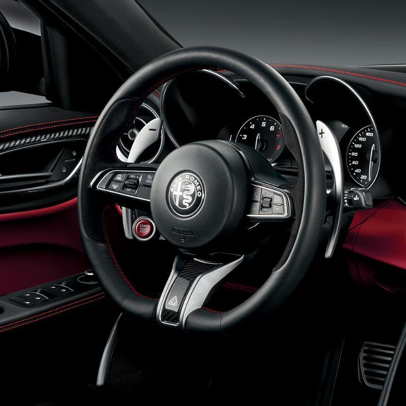 Alfa Romeo Giulia QV 2020
