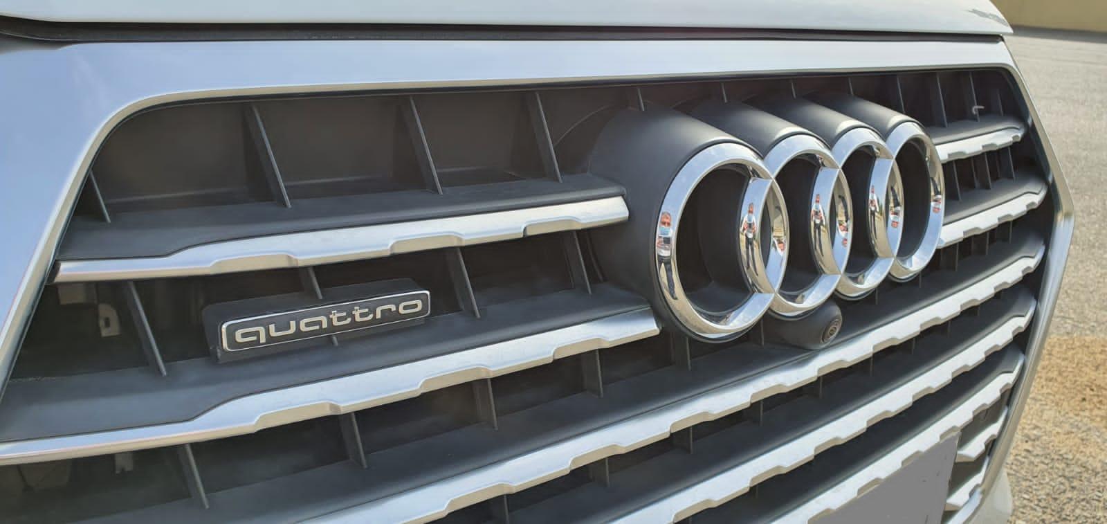 Audi Q7 Quattro 2016
