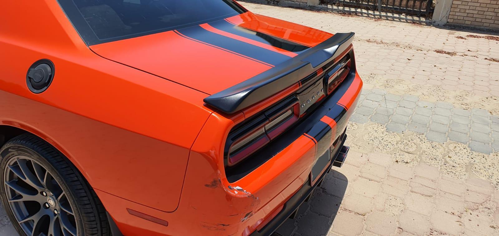 Dodge Challenger RT HEMI 2015