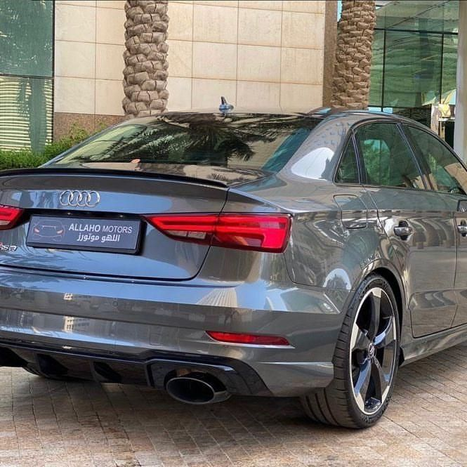 Audi RS 3 2018
