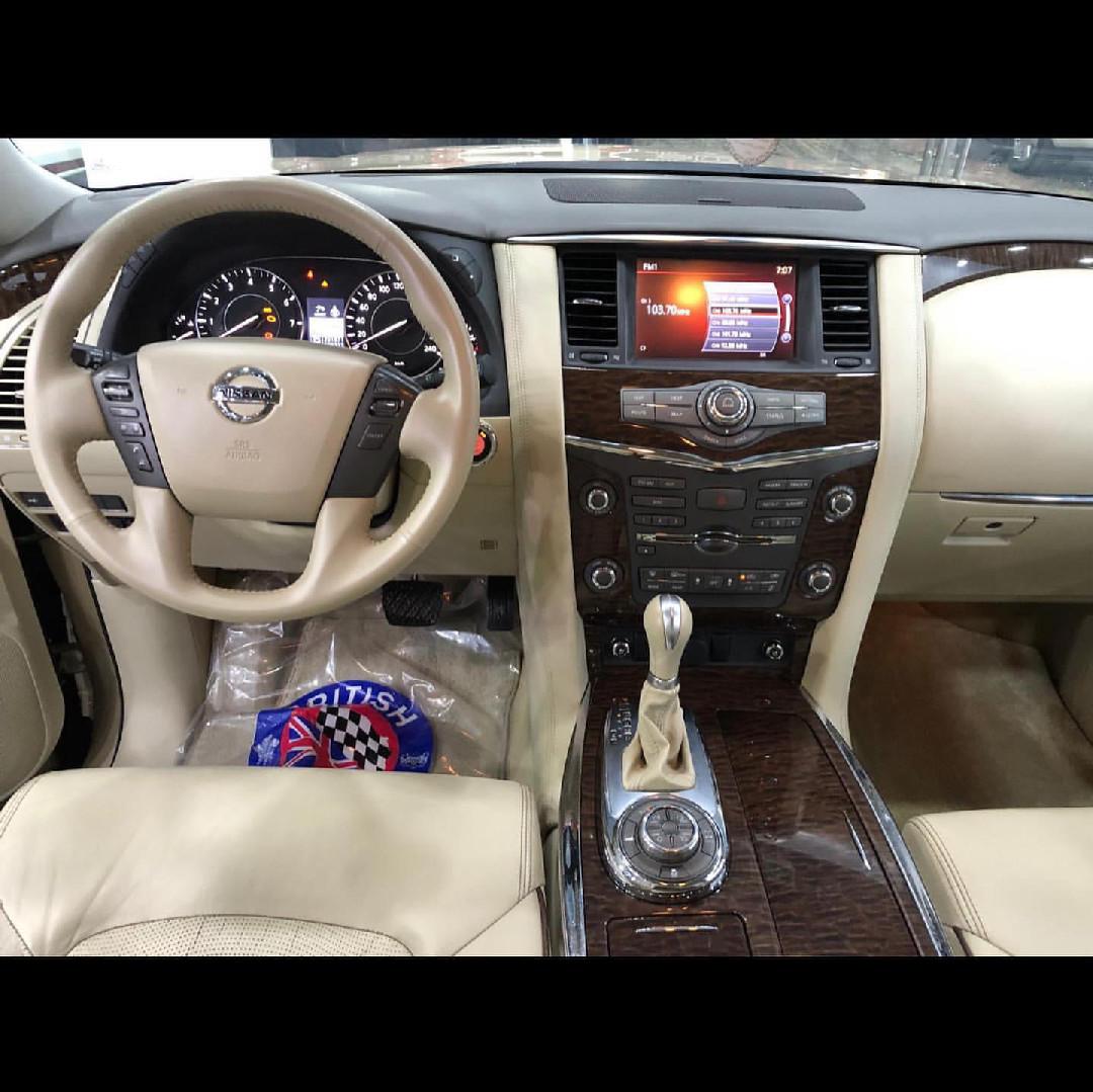 Nissan Patrol LE 2012