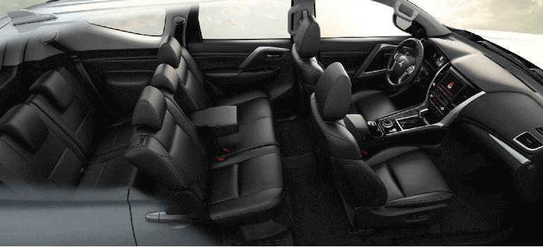 Mitsubishi Montero Sport 2020