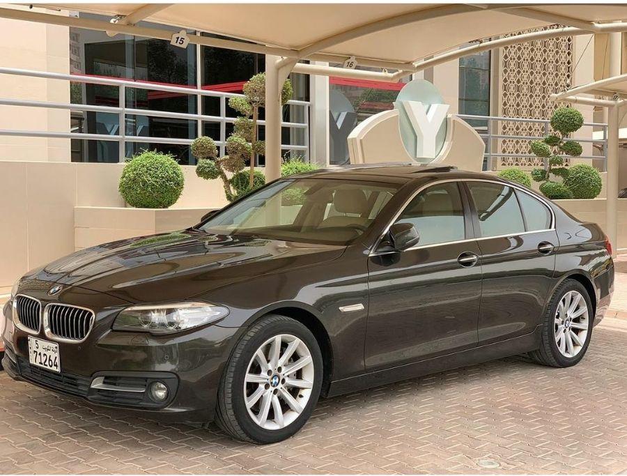 BMW 520i 2015