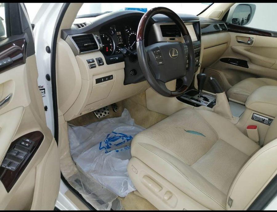 Lexus LX 570 Sport 2015