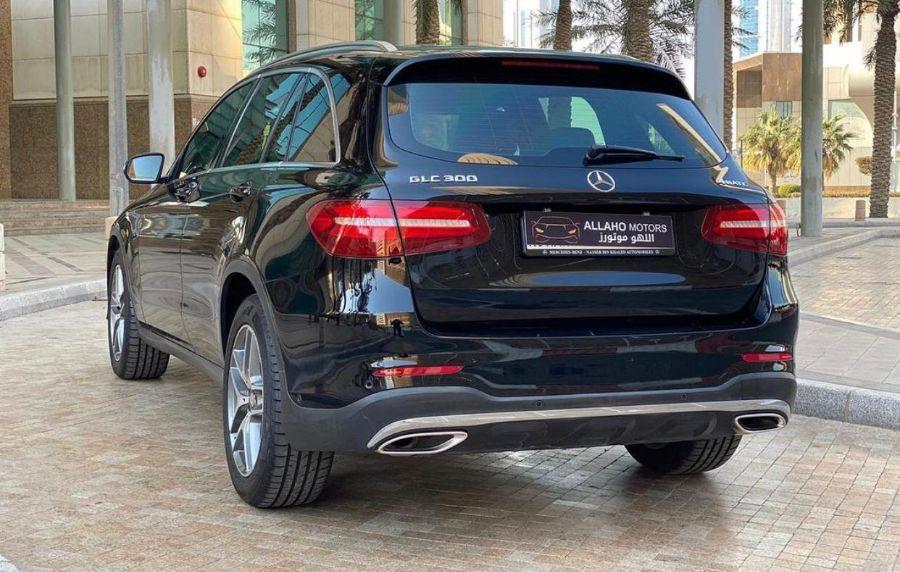 Mercedes-Benz GLC 300 2016