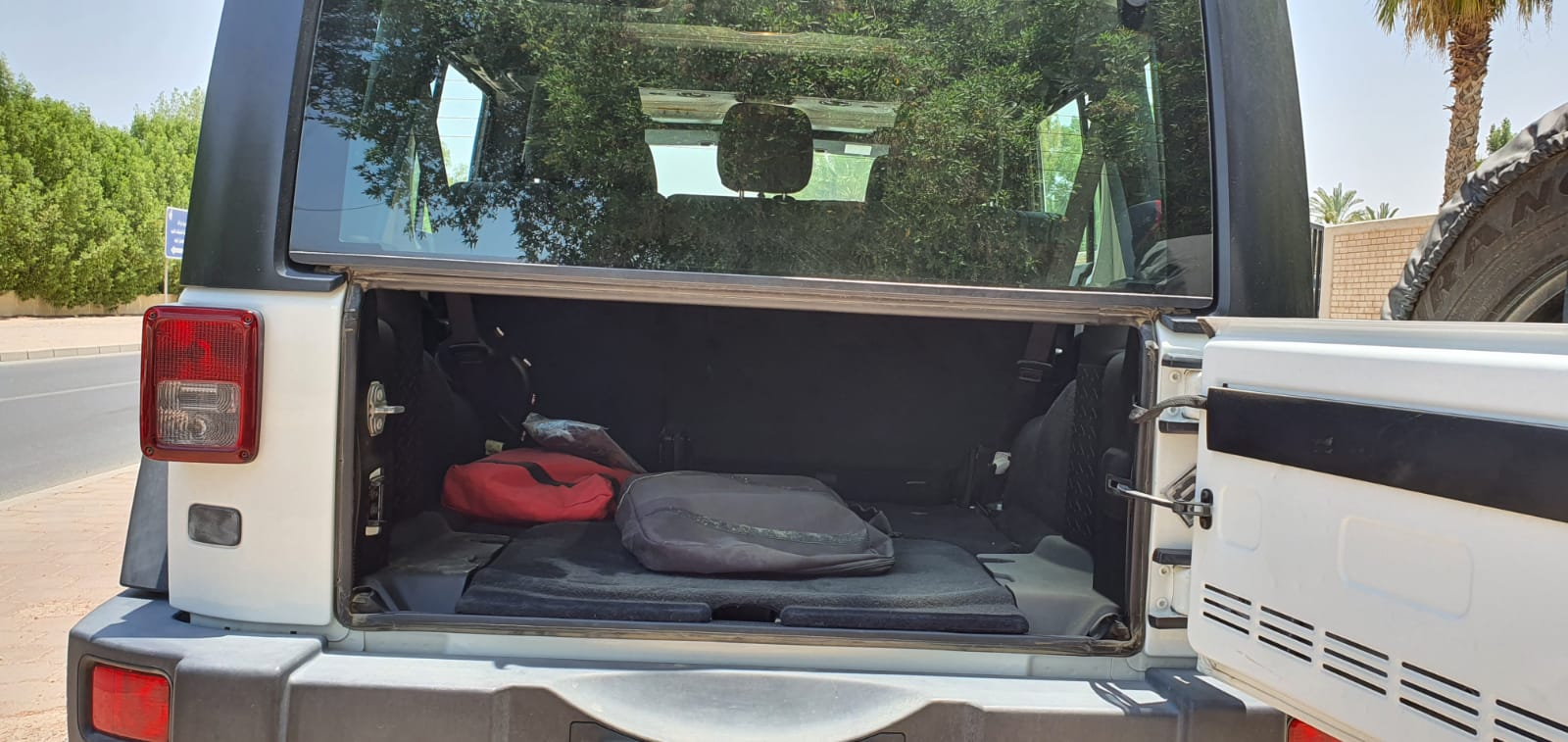 Jeep Wrangler Sport 4Dr 2017