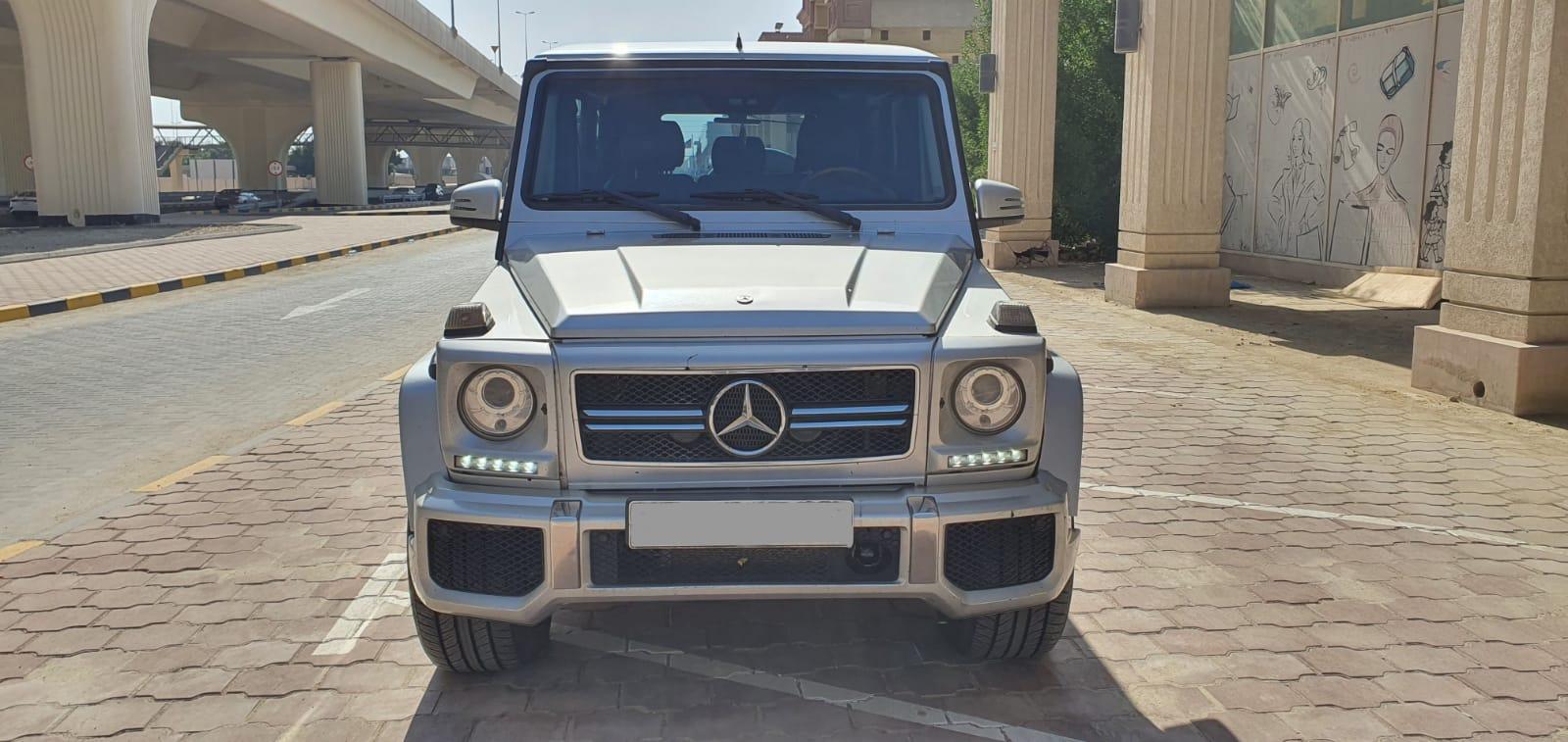Mercedes-Benz G500 2008