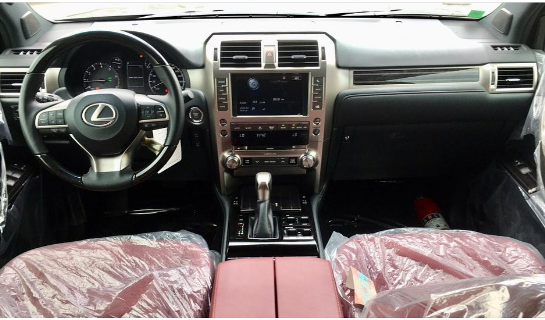 Lexus GX460 2020