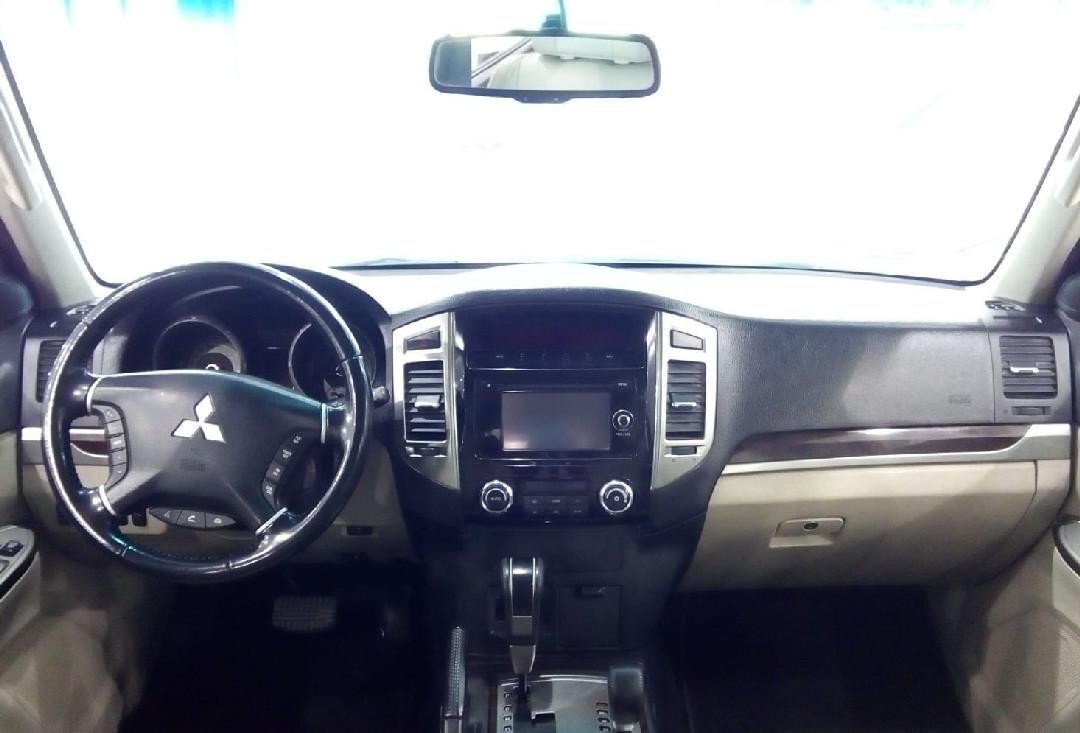 Mitsubishi Pajero GLS 2017