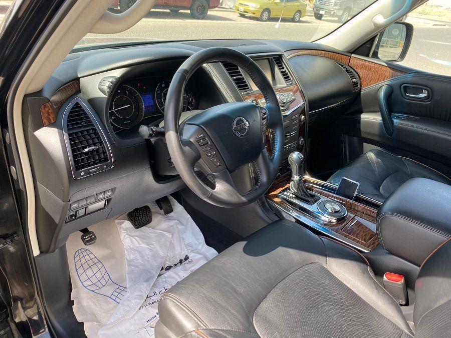 Nissan Patrol SE Platinum 2017