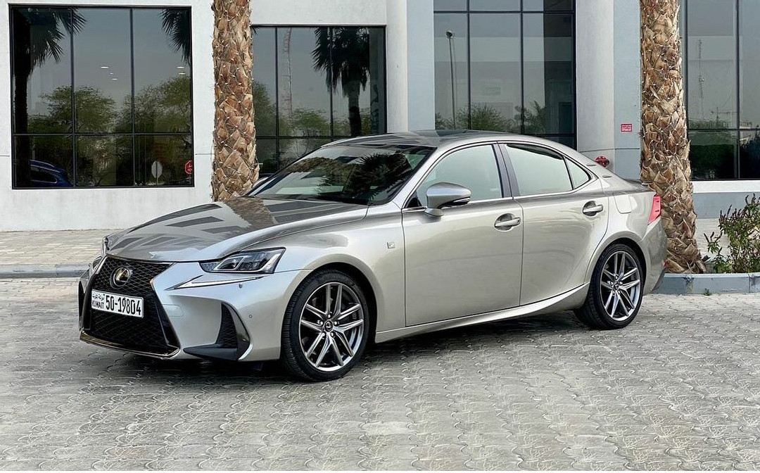 Lexus IS350 F-Sport 2018