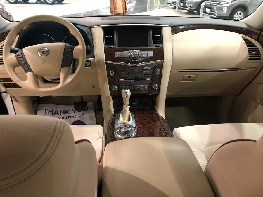 Nissan Patrol SE 2018