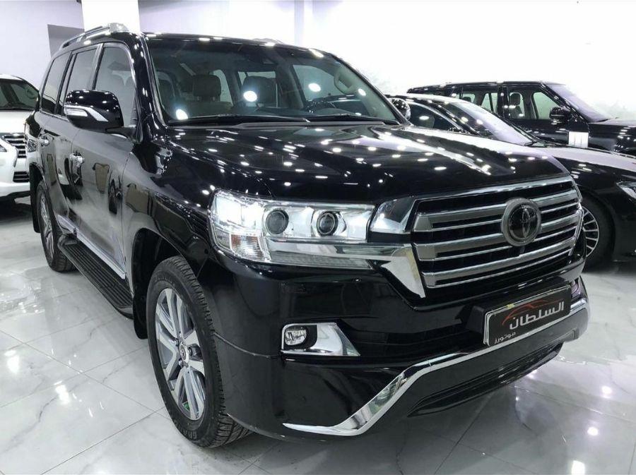 Toyota Land Cruiser VXR 2018