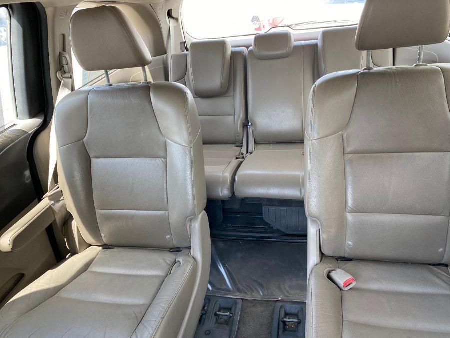 Honda Odyssey 2012