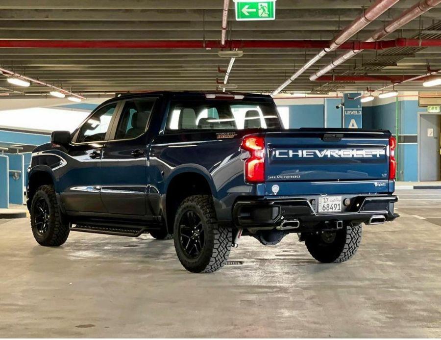 Chevrolet Silverado LT Trail Boss 2020