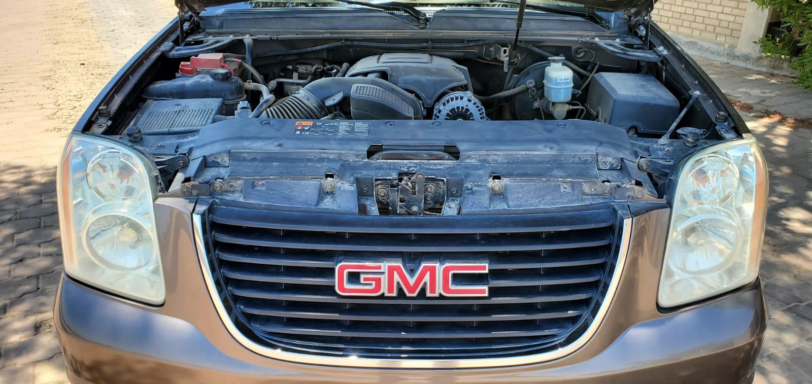 GMC Yukon XL 2014