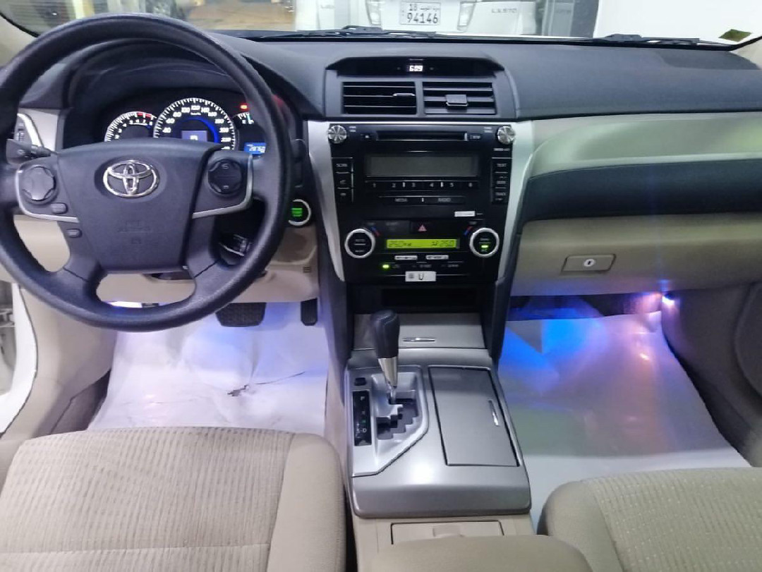 Toyota Aurion Touring 2015