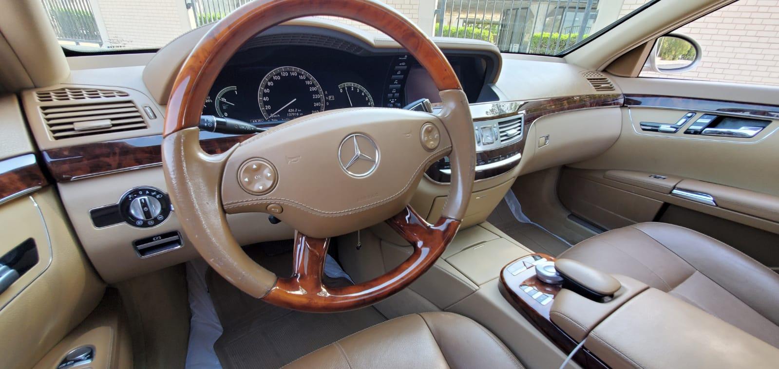 Mercedes-Benz S350 2007