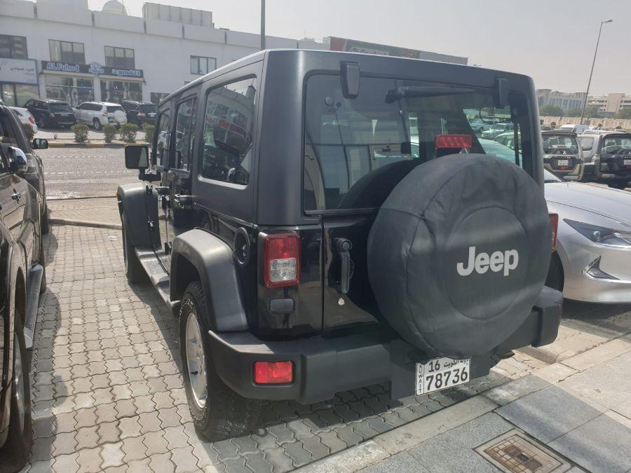 Jeep Wrangler Sport 4Dr 2018