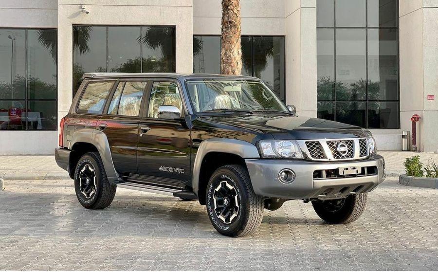 Nissan Patrol - Super Safari 2021