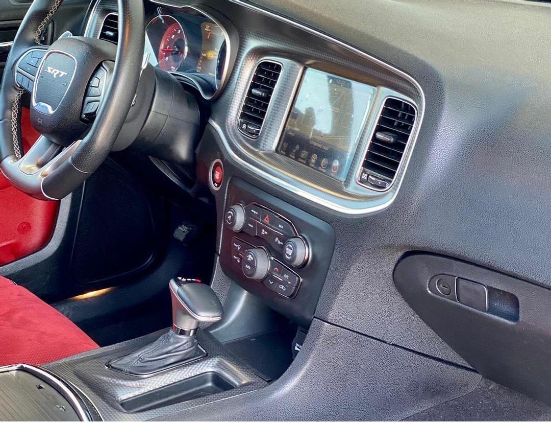 Dodge Charger SRT Hellcat Widebody 2016