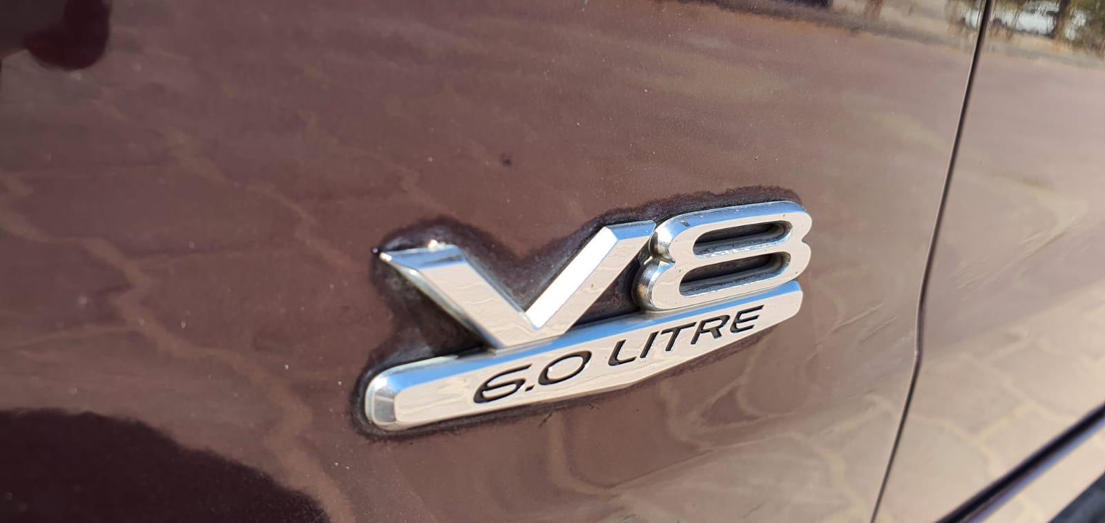 Chevrolet Caprice LTZ 2015