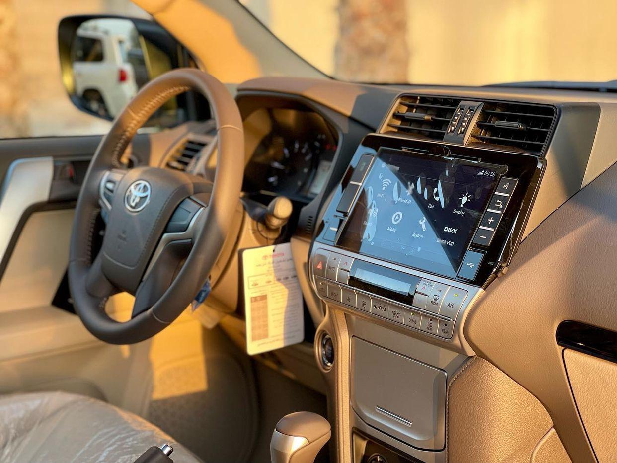 Toyota Prado TXL 2021