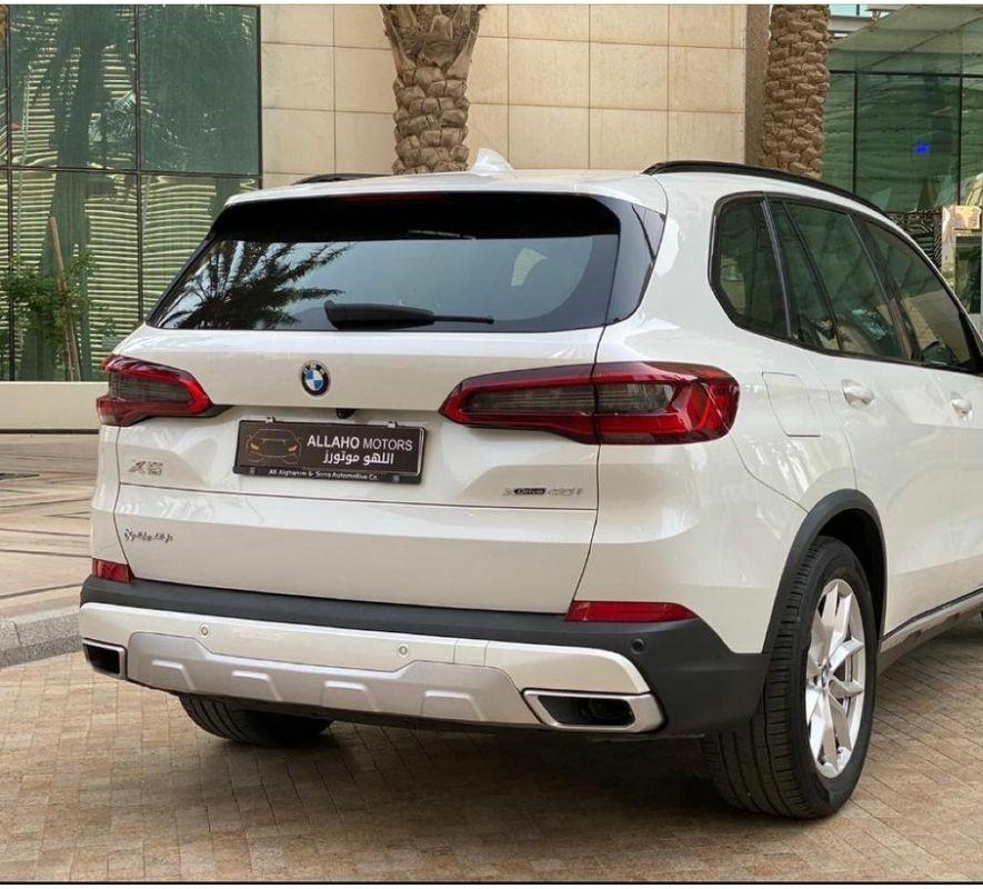 BMW X5 40i 2019