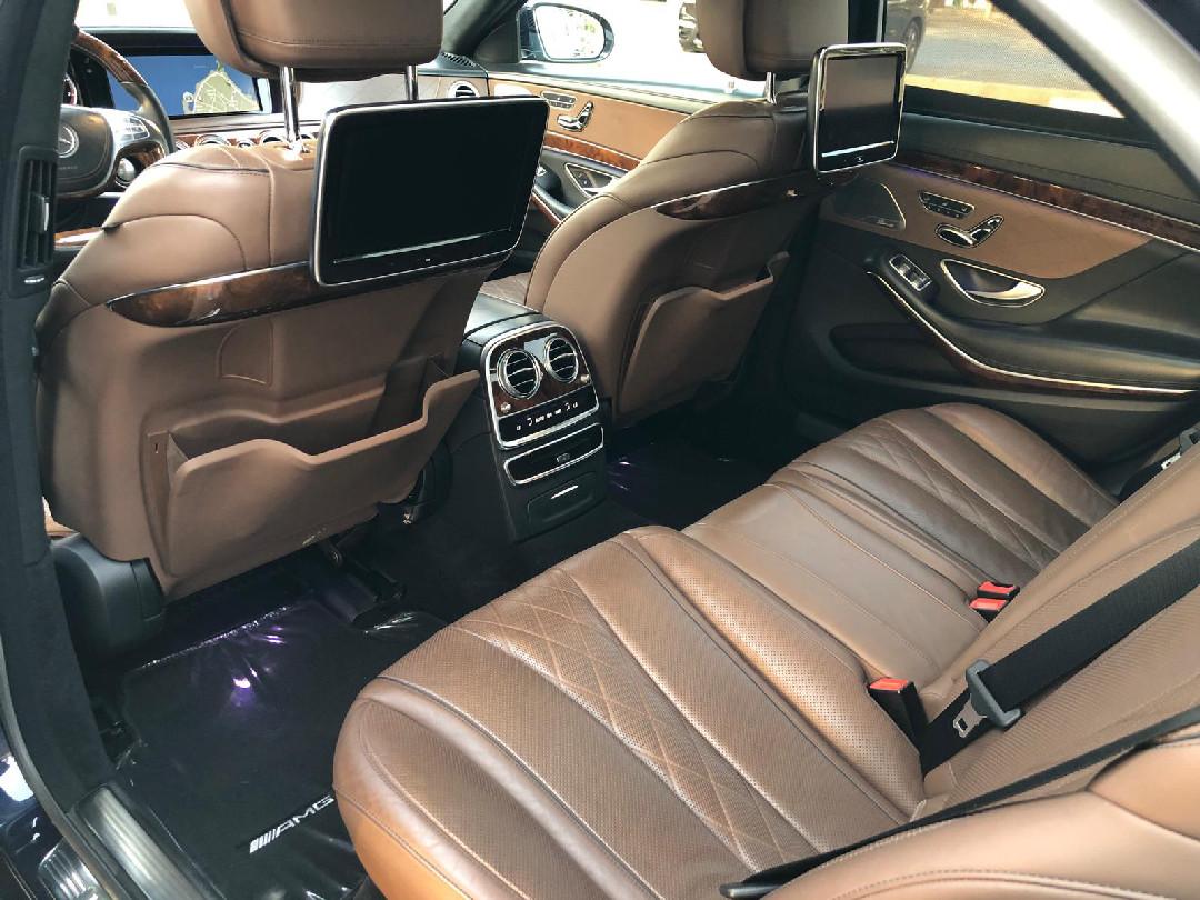 Mercedes-Benz S500 L 2015
