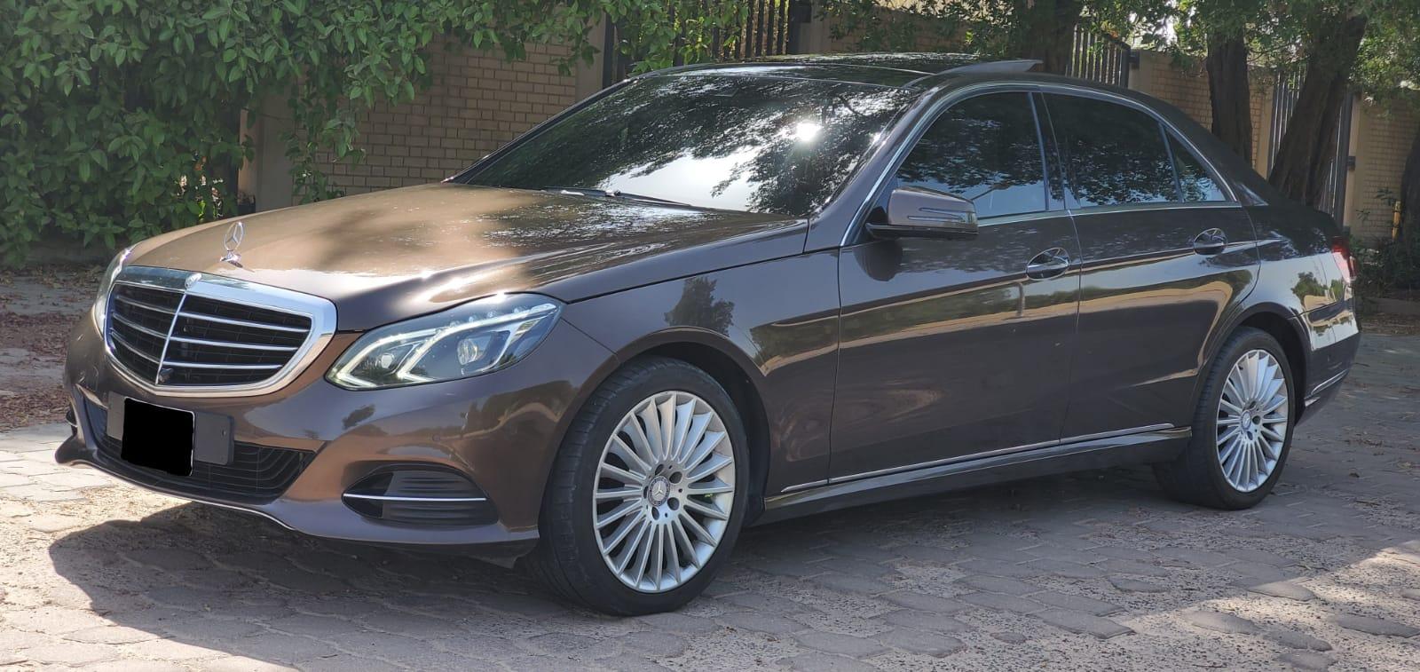 Mercedes-Benz E300 2014