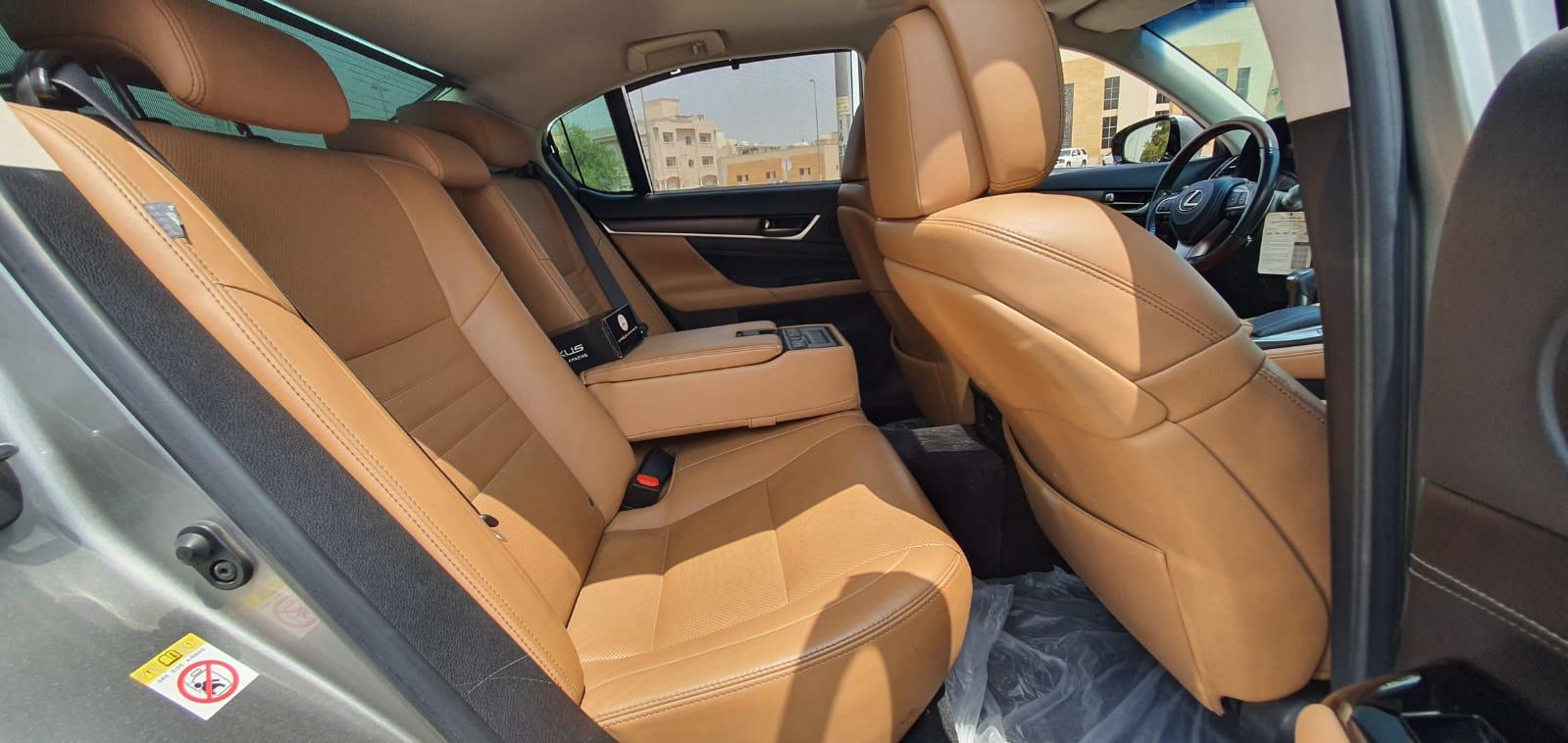 Lexus GS 350 2016