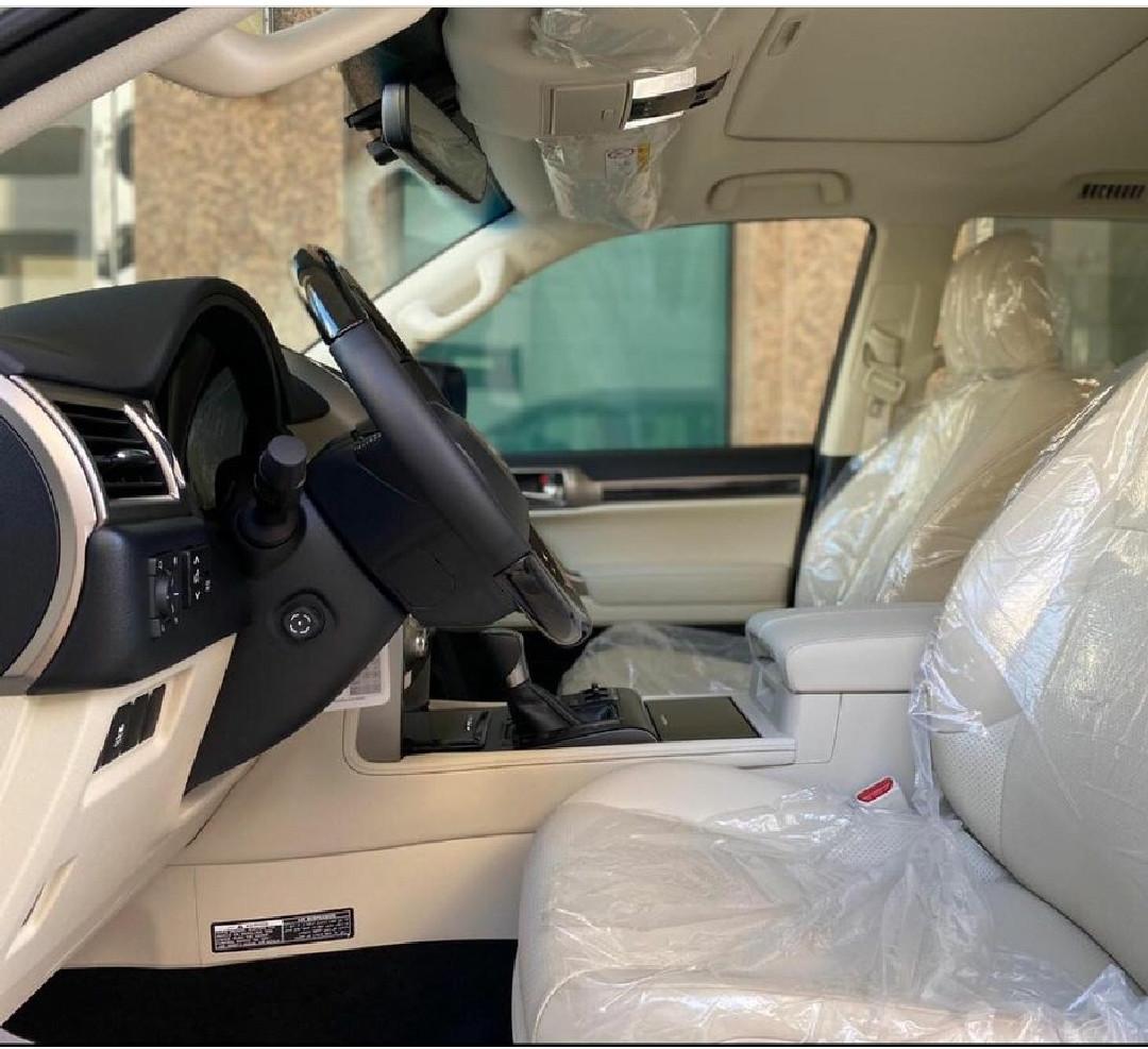 Lexus GX460 2021
