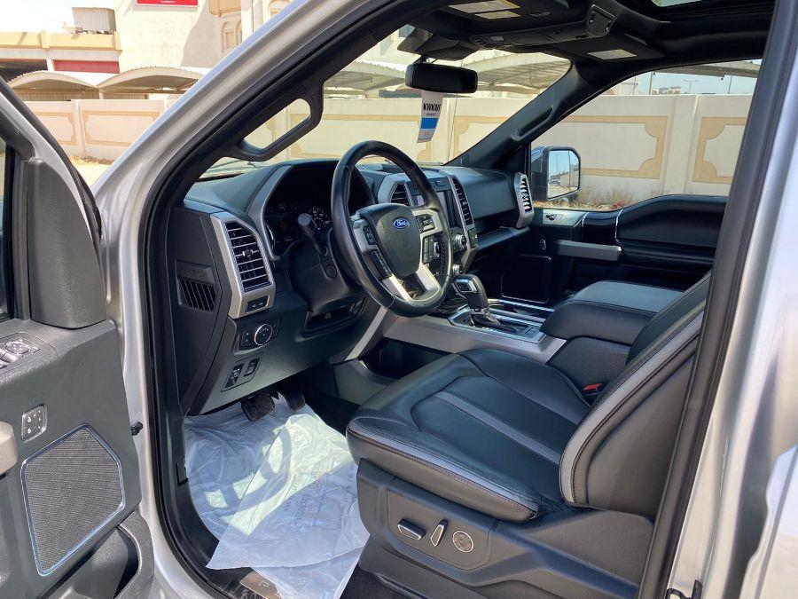 Ford F150 Platinum 2019